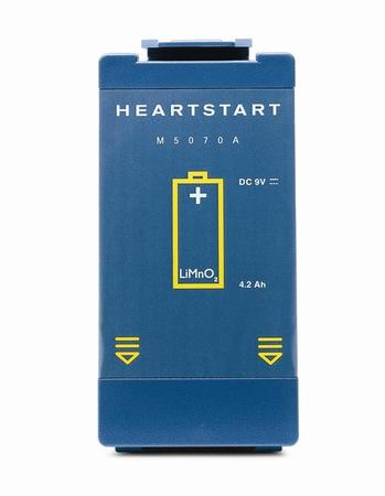 Laerdal  HeartStart HS1 & FRx  Non-rechargeable battery