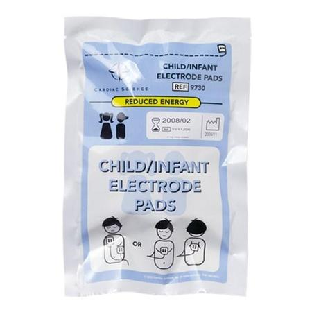 Cardiac Science Powerheart G3 AED Child/Paediatric Pads