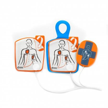 Cardiac Science Powerheart G5 AED Adult Pads with CPR Device