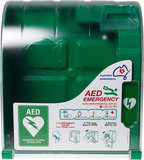 AED Monitored Outdoor Cabinet - 300 series