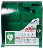 AED Monitored Outdoor Cabinet - 320 series